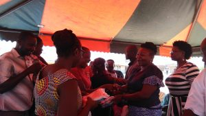 South Uyoma residents sensitized on Nurturing Care