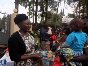 Yala Township Ward;Nurturing Care Visit.