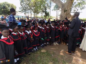 ECD GRADUATION AT SEGERE PRIMARY SCHOOL,CENTRAL ALEGO WARD,SIAYA COUNTY.